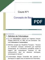 Cours_1.Concepts de Base
