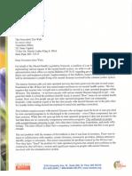Mental Health Advocates Letter to Gov.-Elect Tim Walz