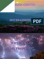2019 Revaluation Presentation