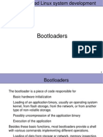 Boot Loaders