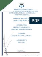Beltran Jaime - Miranda Menendez