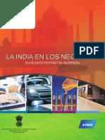 India in Business Espanol