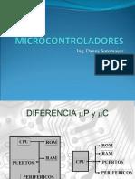 1. MICROCONTROLADORES