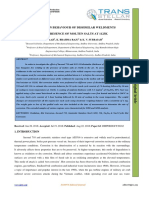 AN OXIDATION BEHAVIOUR OF DISSIMILAR WELDMENTS IN THE PRESENCE OF MOLTEN SALTS AT 1123K