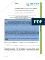 AN APPLICATION OF DISSIMILAR ANN ALGORITHMS TO IMPROVE THE SIMULATION PERFORMANCE OF FLANK WEAR EXTRAPOLATION IN GFRP COMPOSITE DRILLING