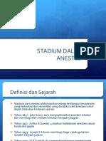Stadium Anestesi,mk,m