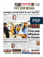 San Mateo Daily Journal 12-20-18 Edition
