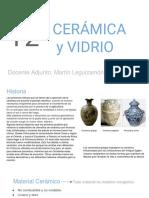 TEORICA T2 - 08 Ceramica y Vidrios