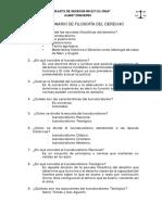 Cuestionario de Filosofía Del Derecho