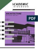 academic guide book ui