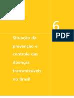 Doenças Transmissiveis no Brasil