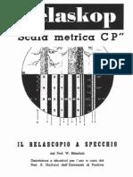 Relascopio Dr. Bitterlich Mod. CP