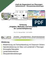 02 - Schutzgüter - Landschaftsfunktionen - Ökosystemdienstleistungen