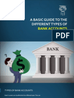 A Basic Guide to the Different Types of Bank Accounts