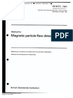 BS 6072-1986 , Method for Magnetic Particle Flaw Detection.PDF