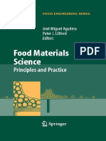 Food Materials Science Principles and Practice