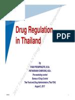 6. Drug Regulation in Thailand
