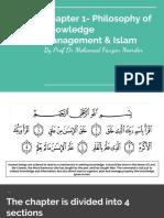 Konsep pengetahuan dan bijaksana dan knowledge management