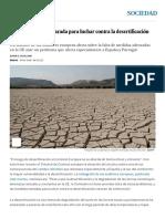 Europa No Está Preparada Para Luchar Contra La Desertificación Que La Acecha _ Sociedad _ EL PAÍS
