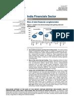 Credit Suisse - India Financials Sector (Jun-2017)