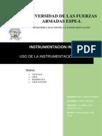 Indus Uso Instrumentacion Virtual