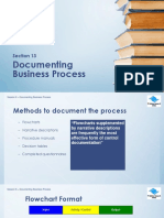 File 13 Internal Audit Training - Documenting Business Process