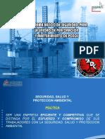 Programa Básico de Seguridad PEMEX-SSPA