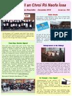christmas 2018 newsletter