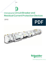 Schneider Acti9 Protection Catalogue