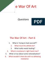 the war on art - part 6