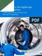 Industrial IoT Whitepaper