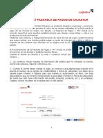 Informacion tpv virtual cajastur