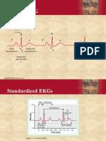 ECG, Cardiac Cycle