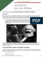 Julio Severo_ O Antimarxismo Estridente de Hitler
