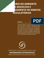 3 Reformas Microeconômicas