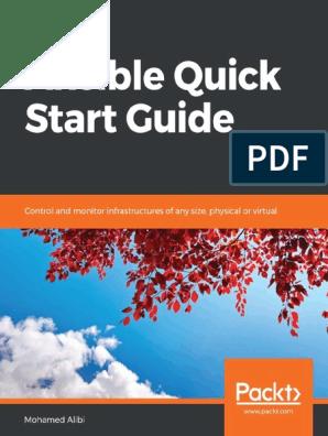 Ansible Quick Start Guide | Cloud Computing | Computing
