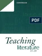 Teching Literature