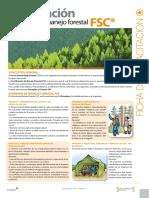 Ficha Certificacion FSC