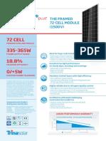 Data Sheet PV Modules