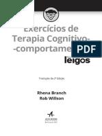 Exercicios TCC ParaLeigos