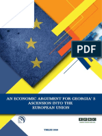 An Economic Argument for Georgia's Ascension into the European Union