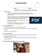 Evaluacion IPER