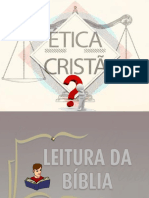 Ética Cristã -  Palestra