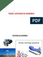 5.- Sistema de Bombeo