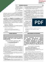 Revocan resolución en el extremo que declaró improcedente solicitud de inscripción de lista de candidatos y confirman resolución en el extremo que declaró improcedente solicitud de inscripción de candidata a regidora para el Concejo Distrital de San Juan de Iris provincia de Huarochirí departamento de Lima