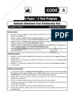 Doc 106 B.P.S. X S.a. I II Physics I.I.T.foundation N.T.S.E. Olympiad Study Package 2014 15