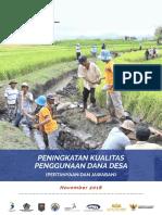 Peningkatan Kualitas Dana Desa