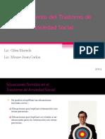 Tratamiento Ansiedad Social 2014