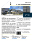 SolarWall Case Study - Dr. David Suzuki Public School (solar air heater system)