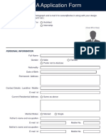 Ccba Application Form